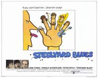 Steelyard Blues - 11 x 14 Movie Poster - Style C