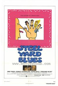 Steelyard Blues - 27 x 40 Movie Poster - Style C