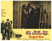 Steelyard Blues - 11 x 14 Movie Poster - Style K