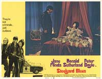 Steelyard Blues - 11 x 14 Movie Poster - Style D
