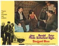 Steelyard Blues - 11 x 14 Movie Poster - Style E