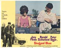 Steelyard Blues - 11 x 14 Movie Poster - Style F