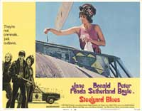 Steelyard Blues - 11 x 14 Movie Poster - Style G