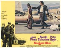 Steelyard Blues - 11 x 14 Movie Poster - Style H