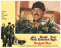 Steelyard Blues - 11 x 14 Movie Poster - Style J