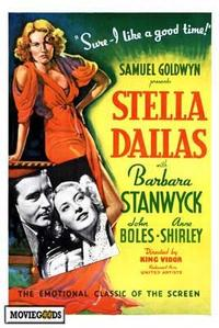 Stella Dallas - 43 x 62 Movie Poster - Bus Shelter Style A