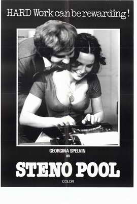 Steno Pool - 11 x 17 Movie Poster - Style A