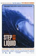 Step Into Liquid - 11 x 17 Movie Poster - Style A