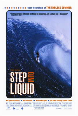 Step Into Liquid - 27 x 40 Movie Poster - Style A