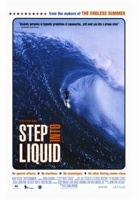 Step Into Liquid - 43 x 62 Movie Poster - Bus Shelter Style A