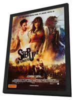 Step Up 2: The Streets - 27 x 40 Movie Poster - Australian Style A - in Deluxe Wood Frame