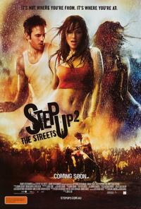 Step Up 2: The Streets - 27 x 40 Movie Poster - Australian Style A