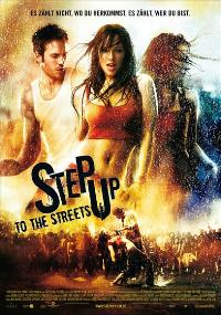 Step Up 2: The Streets - 27 x 40 Movie Poster - German Style A