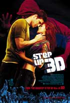 Step Up 3-D - 27 x 40 Movie Poster - Style A