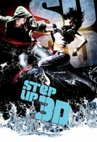 Step Up 3-D - 27 x 40 Movie Poster - Style B