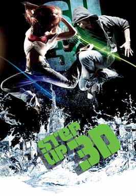 Step Up 3-D - 27 x 40 Movie Poster - Style C