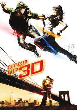 Step Up 3-D - 27 x 40 Movie Poster - Style D