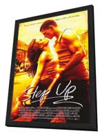 Step Up - 11 x 17 Movie Poster - Style A - in Deluxe Wood Frame