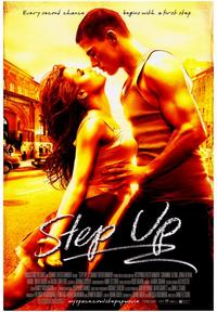Step Up - 43 x 62 Movie Poster - Bus Shelter Style A