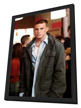 Step Up - 11 x 17 Movie Poster - Style B - in Deluxe Wood Frame