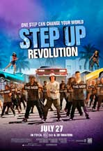 Step Up Revolution - 11 x 17 Movie Poster - Style C