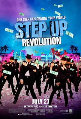 Step Up Revolution - 11 x 17 Movie Poster - Style B