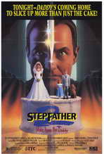 Stepfather 2: Make Room for Daddy - 27 x 40 Movie Poster - Style B