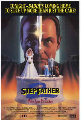 Stepfather 2: Make Room for Daddy - 11 x 17 Movie Poster - Style A
