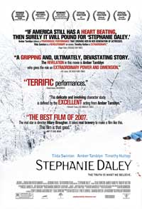 Stephanie Daley - 11 x 17 Movie Poster - Style C