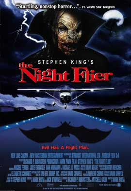 Stephen King's The Night Flier - 27 x 40 Movie Poster - Style A