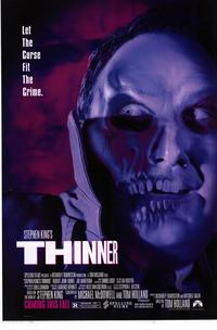 Stephen King's Thinner - 27 x 40 Movie Poster - Style A