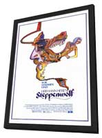 Steppenwolf - 11 x 17 Movie Poster - Style A - in Deluxe Wood Frame