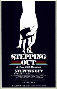 Stepping Out (Broadway) - 11 x 17 Poster - Style A