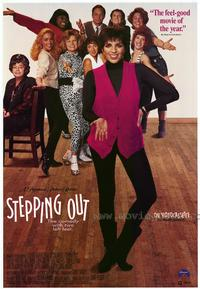 Stepping Out - 27 x 40 Movie Poster - Style B
