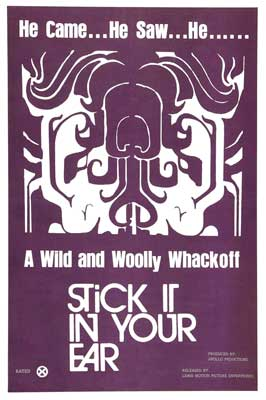 Stick It in Your Ear - 27 x 40 Movie Poster - Style A