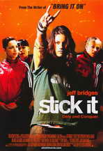 Stick It - 11 x 17 Movie Poster - Style A