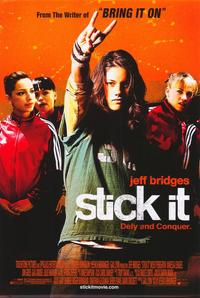 Stick It - 43 x 62 Movie Poster - Bus Shelter Style A