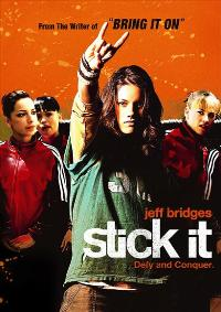 Stick It - 11 x 17 Movie Poster - Swedish Style A