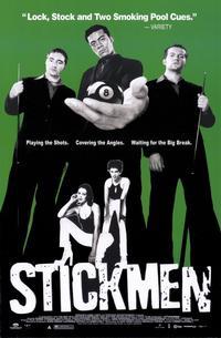 Stickmen - 11 x 17 Movie Poster - Style A