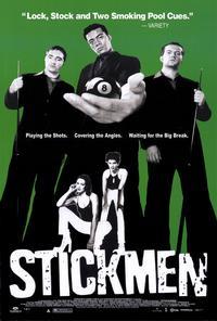 Stickmen - 27 x 40 Movie Poster - Style A