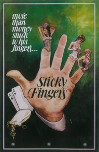 Sticky Fingers - 11 x 17 Movie Poster - Style A