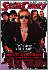 Still Crazy - 11 x 17 Movie Poster - Style B