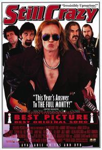 Still Crazy - 27 x 40 Movie Poster - Style B