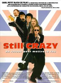 Still Crazy - 11 x 17 Movie Poster - French Style A