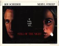 Still of the Night - 11 x 14 Movie Poster - Style A