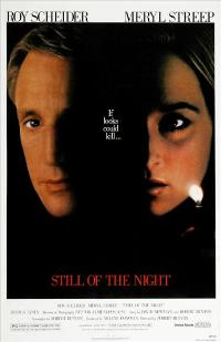 Still of the Night - 11 x 17 Movie Poster - Style A