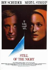 Still of the Night - 27 x 40 Movie Poster - Style B