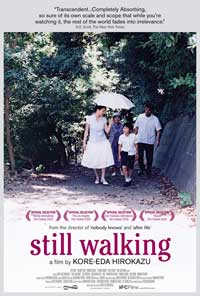 Still Walking - 11 x 17 Movie Poster - Style B