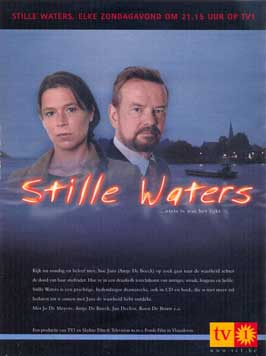 Stille waters (TV) - 11 x 17 TV Poster - Belgian Style A