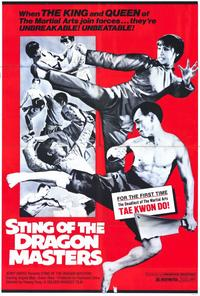 Sting of the Dragon Masters - 27 x 40 Movie Poster - Style A